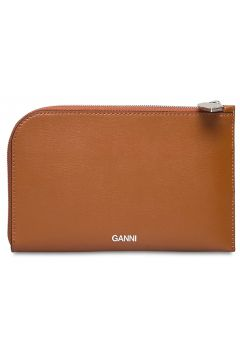 Wallet Bags Card Holders & Wallets Wallets Braun GANNI(116334710)