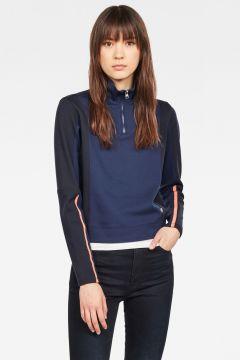 Nostelle Fyx Biker Half Zip Sweatshirt(105271573)