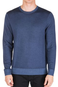 Men's crew neck neckline jumper sweater pullover(116887630)