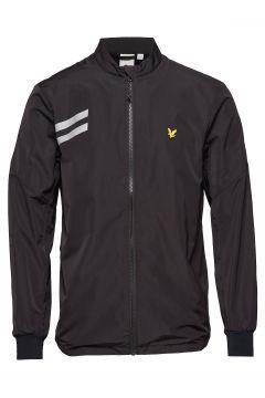 Ultra Stretch Run Jacket Outerwear Sport Jackets Schwarz LYLE & SCOTT SPORT(114151471)