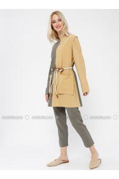 Khaki - Pants - Minimal Moda(110331200)