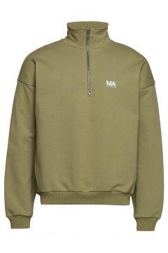 Jeremy Turtleneck Sweat-shirt Pullover Grün MARTIN ASBJØRN(114152601)