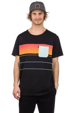 Rip Curl Squad Block T-Shirt zwart(85181459)