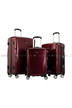 Maroon - Suitcases - U.S. Polo Assn.(110329128)