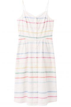Joules Abby Kleid - White Multi Stripe(114587098)