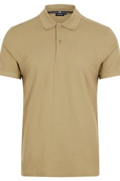 J.LINDEBERG Troy Cotton Polo Shirt Heren Green(108627222)