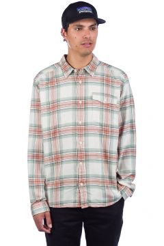 Patagonia LW Fjord Flannel Shirt whyte celadon(97840556)