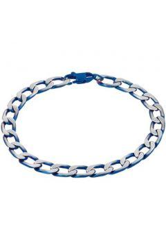 Bracelets Male Bracelet en Acier Bleu Femme(115442235)