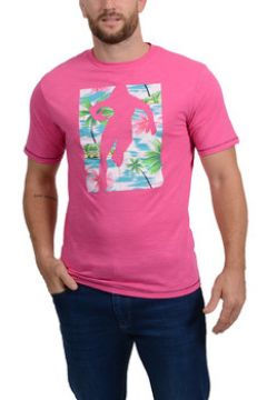 T-shirt Ruckfield T-Shirt Chabal Island Fuschia(98704923)