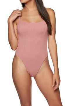 The Hidden Way Penny Damen Badeanzug - Dusty Pink(100258935)