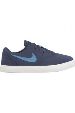Chaussures enfant Nike sb check canvas (gs) skateboarding shoe(101617042)