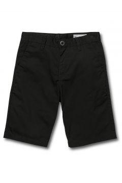 Volcom Frickin Chino Shorts zwart(85182322)