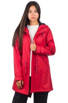 Derbe Travel Friese Check Girls Jacket rood(99178697)