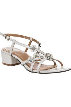 Sandales Miglio Nu pieds femme - - Blanc verni - 36(88604706)