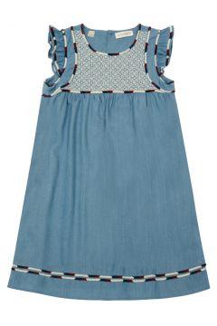 Chambray Kleid mit Stickerei Sadie(113867896)