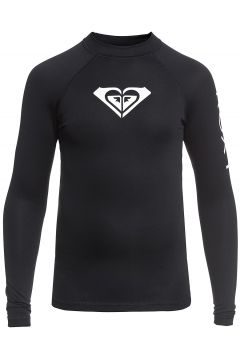 Roxy Whole Hearted Longsleeve Lycra zwart(104307035)