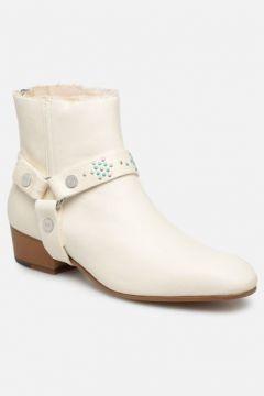 Zadig & Voltaire - Sonlux Crush - Stiefeletten & Boots für Damen / weiß(111578319)