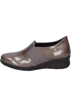 Chaussures Walksan By Susimoda slip on cuir verni(101618188)