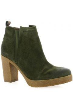 Bottines Minka Boots cuir velours(101664074)