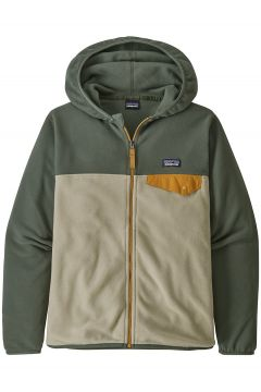 Patagonia Micro D Snap-T Fleece Jacket groen(111498683)