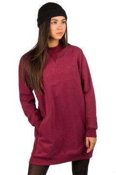 Volcom Yomcom Dress rood(97883228)