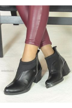 Black - Boot - Boots - Marjin(110338468)