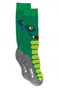 Snow Socks Barts Zoo Ski - Green(115690309)