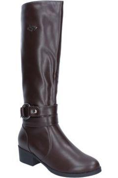 Bottes Braccialini bottes marron cuir BX02(115442457)