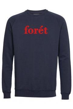 Spruce Sweatshirt Sweat-shirt Pullover Blau FORÉT(109013521)