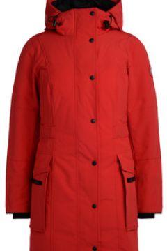 Parka Canada Goose Parka modèle Kinley rouge avec capuche(115476144)
