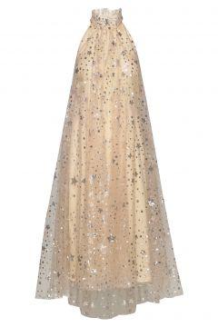 Happy Dress Kleid Knielang Beige IDA SJÖSTEDT(109010593)