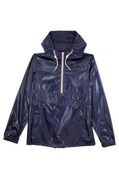 Coupes vent Pull And Bear Coupe-vent imperméable Pull Bear Bleu(101543474)