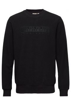 Tonghe Sweat-shirt Pullover Schwarz NAPAPIJRI(114157355)