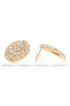 Golden tone - Earring - Forivia Accessories(110333989)