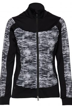 Zebramix Jacket Sweat-shirt Pullover Schwarz DAILY SPORTS(114157768)