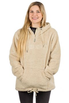 Roxy Pluma Sherpa Hoodie grijs(95400058)