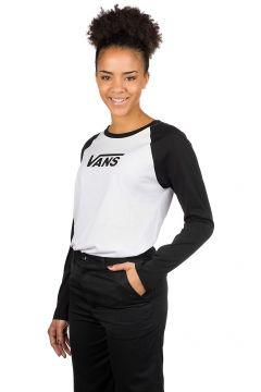 Vans Flying V Classic Long Sleeve T-Shirt wit(86495710)