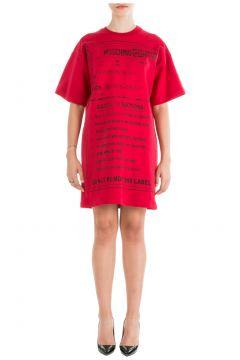 Women's short mini dress short sleeve(89582950)