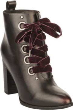 Bottines Femme Plus Bottines femme - - Rouge bordeaux - 36(115500122)