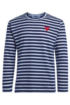 T-shirt Comme Des Garcons T-Shirt à lignes(101549492)