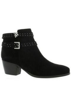 Bottes Minka Boots cuir velours(115613184)