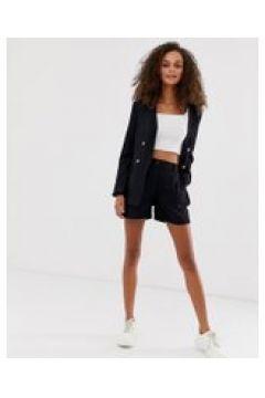 New Look - Shorts in Schwarz - Schwarz(95030571)