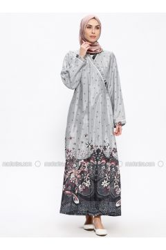 Gray - Multi - Unlined - Prayer Clothes - Me Like(110316439)