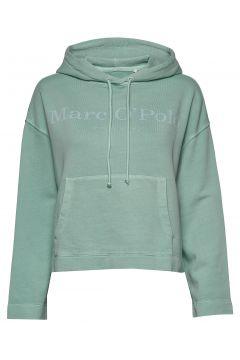 Sweatshirt, Long Sleeve, Hooded, Pa Hoodie Pullover Grün MARC O\'POLO(109274177)