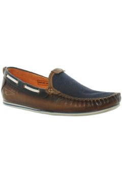 Chaussures Bugatti Mocassins ref_bug46028 Marron(115558960)