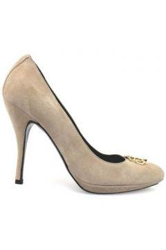 Chaussures escarpins Braccialini escarpins beige daim AN61(115393310)