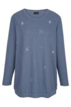 Sweatshirt MIAMODA Blau(111495387)