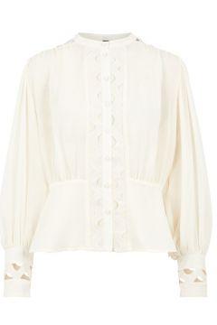 Y.A.S Yasuniq Overhemd Dames Beige(116982900)