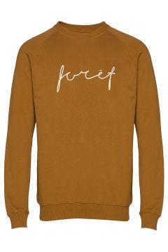 Track Sweatshirt Sweat-shirt Pullover Braun FORÉT(114153125)