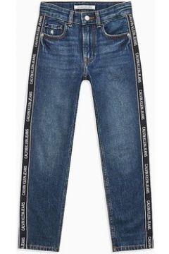 Jeans enfant Calvin Klein Jeans IB0IB00224 TAPARED LOGO(115665566)